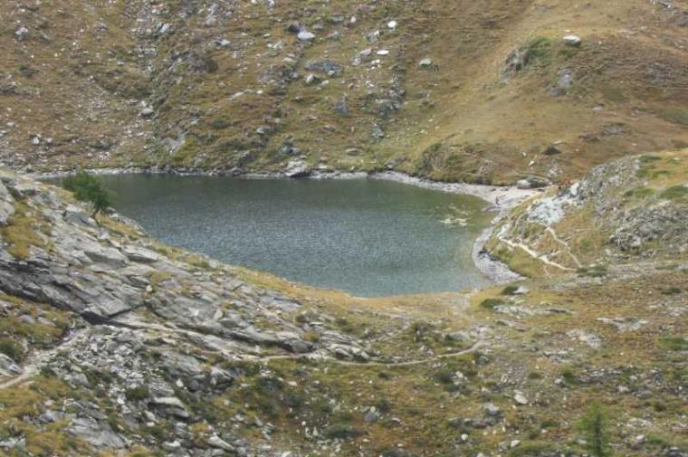 Lago di Loie e cascate di Lillaz 09
