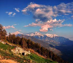 Aspettando il Tramonto dal Monte Zerbion
