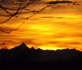 Là dove tramonta il sole