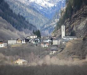 Cauco, in val Calanca (GR)