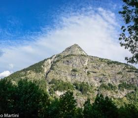 Mont Chetif, versante orientale