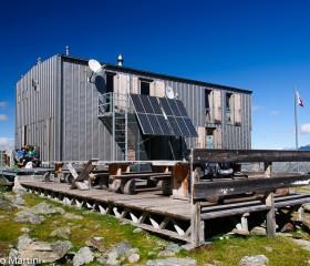 Topalihütte SAC