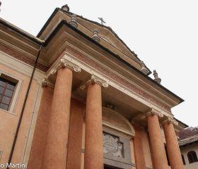 Traversella, chiesa parrocchiale