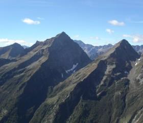 Monte Tagliaferro e Corno di Mud