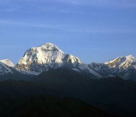Dhaulagiri, versante orientale