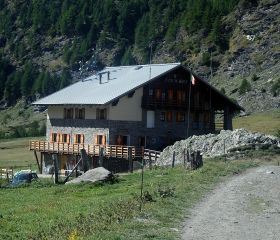 Rifugio Willy Jervis