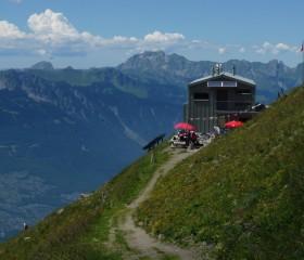 Cabane de la Tourche