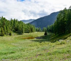 Lago Col Pillaz