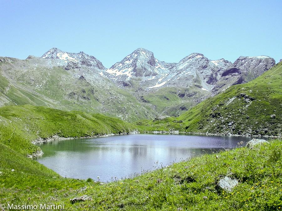 Lago di Lavodilec