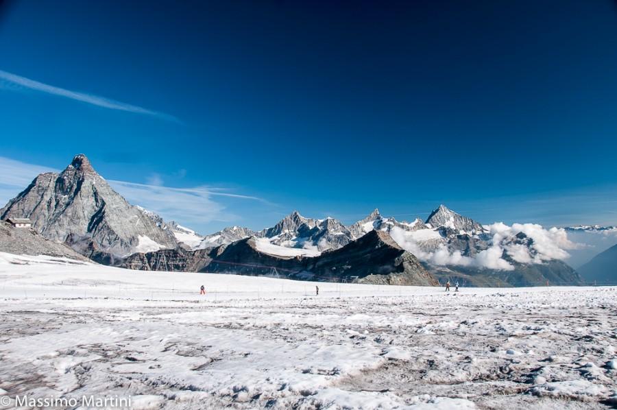 Passo del Plateau Rosa
