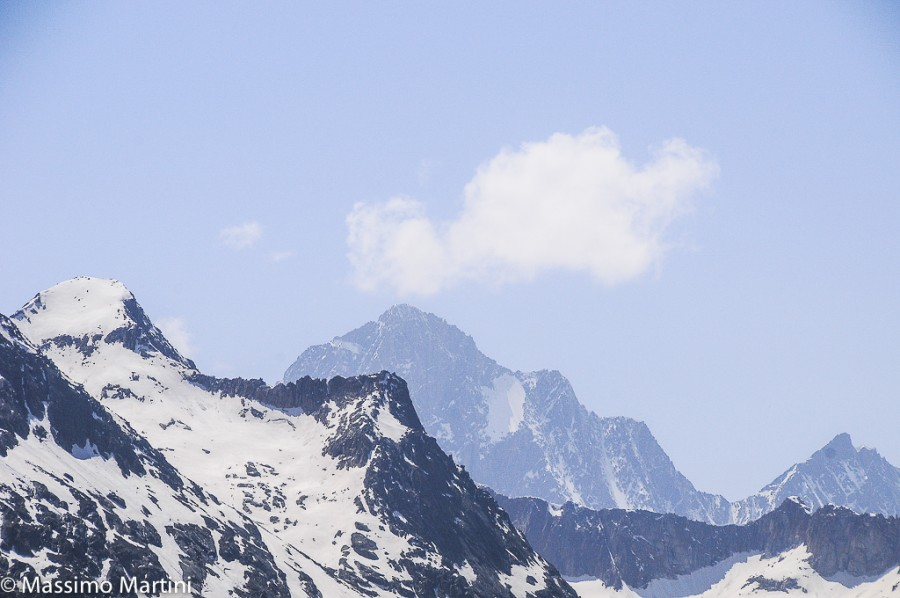 Finsteraarhorn, versante orientale