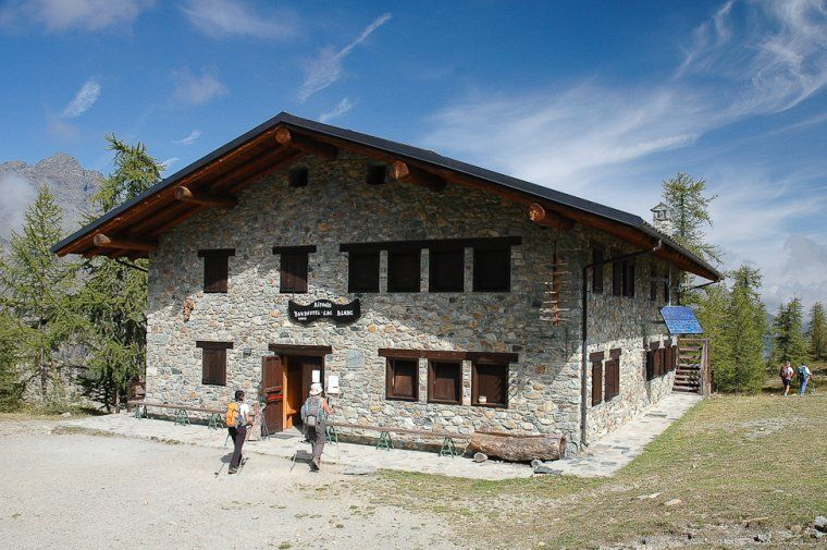 Rifugio Barbustel