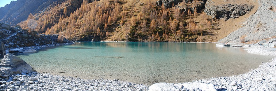Lago Blu di Véraz