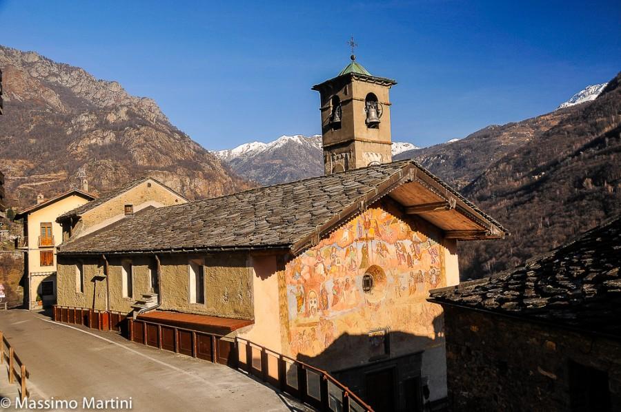Chiesa parrocchiale di Perloz